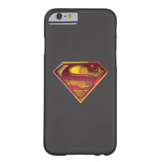 Superman S-Shield | Reflection Logo Barely There iPhone 6 Case