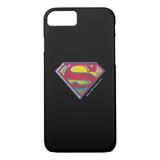 Superman S-Shield | Reflection Logo iPhone 7 Case
