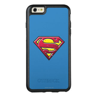 Superman S-Shield | Scratches Logo OtterBox iPhone 6/6s Plus Case