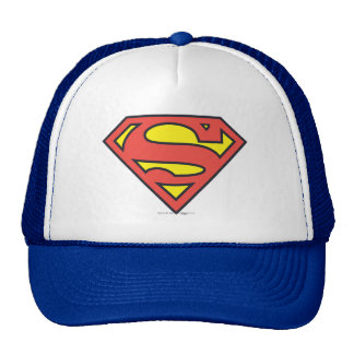 Superman S-Shield | Superman Logo Cap