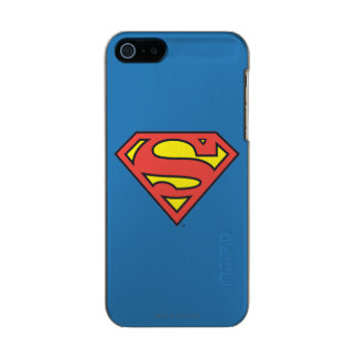Superman S-Shield | Superman Logo Incipio Feather® Shine iPhone 5 Case