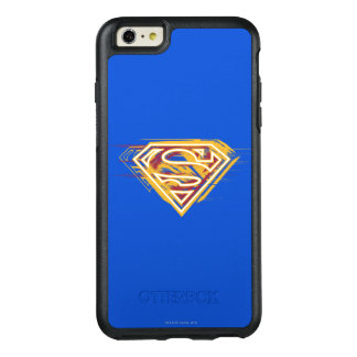 Superman S-Shield | Yellow and Red Logo OtterBox iPhone 6/6s Plus Case