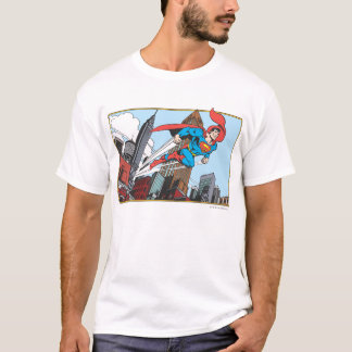 Superman & Skyscrapers T-Shirt