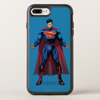 Superman Standing 3 OtterBox Symmetry iPhone 7 Plus Case