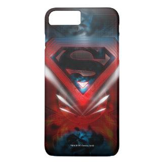 Superman Stylized | Futuristic Logo iPhone 7 Plus Case