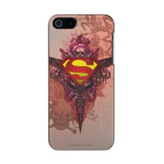 Superman Stylized | Grunge Design Logo Incipio Feather® Shine iPhone 5 Case