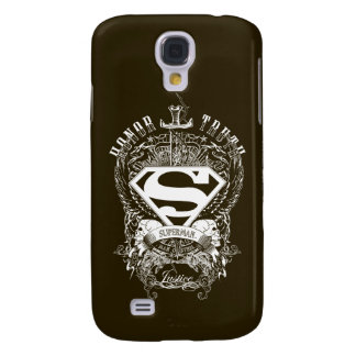 Superman Stylized | Honor, Truth and Justice Logo Samsung Galaxy S4 Covers