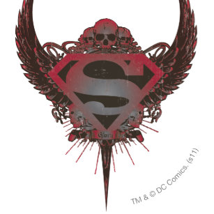 Superman Logo Skull And Wings Gifts On Zazzle Au