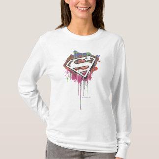 Superman Stylized | Twisted Innocence Logo T-Shirt