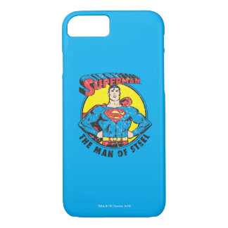 Superman The Man of Steel iPhone 7 Case