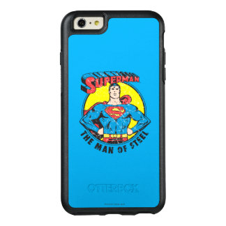 Superman The Man of Steel OtterBox iPhone 6/6s Plus Case