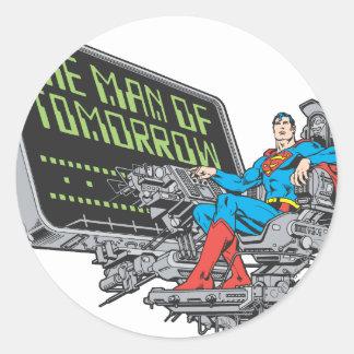 Superman - The Man Of Tomorrow Sticker
