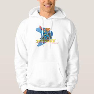 Superman with train - Color Sweatshirts