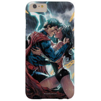 Superman/Wonder Woman Comic Promotional Art Barely There iPhone 6 Plus Case
