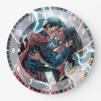 Wonder Woman Wall Clocks Zazzle Com Au