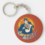 Superman World Hero Key Chains