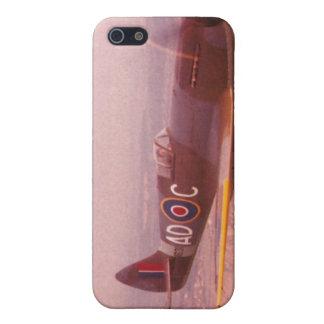 Supermarine Spitfire Airplane iPhone 5/5S Cases