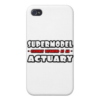 Supermodel .. Actuary Covers For iPhone 4
