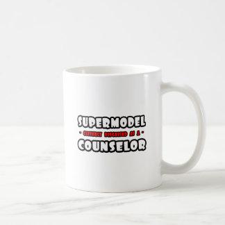 Supermodel .. Counselor Coffee Mug