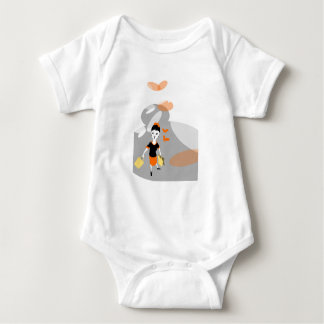 supermom baby bodysuit
