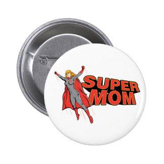Supermom Pin