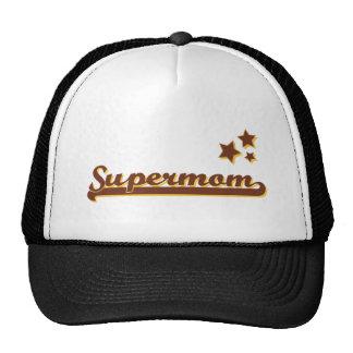 Supermom Trucker Hats