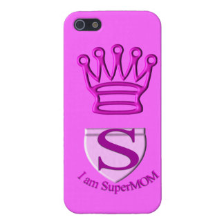 SuperMOM iPhone 5/5S Cover