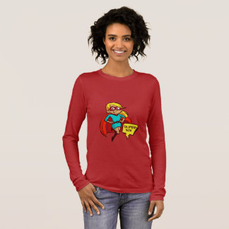 Supermom Long Sleeve T-Shirt
