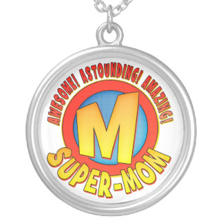 Supermom Mother's Day Necklace