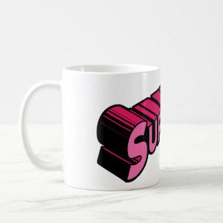 Supermom Pink Mug