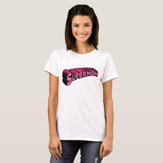 Supermom T-Shirt - Pink