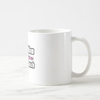 SuperMom...Track Coach Coffee Mug
