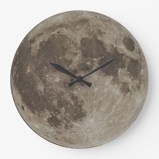 Supermoon Clock