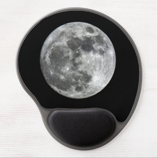 Supermoon Moon Gel Mousepad