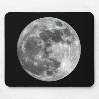 Supermoon Moon Mousepad