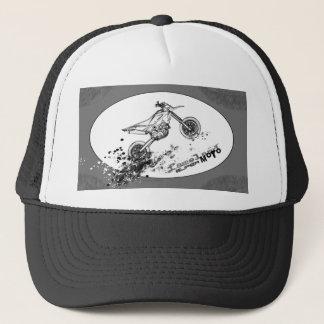 supermoto trucker hat #1