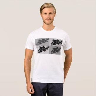 SuperMoto x Quatro T-Shirt