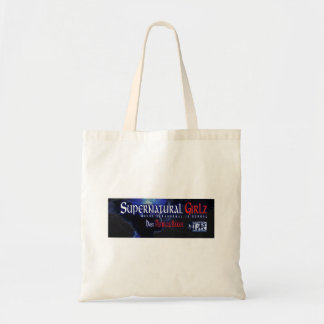 Supernatural Girlz tote bag