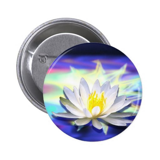 Supernatural Lotus Button