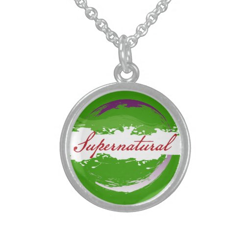 Supernatural Personalized Necklace