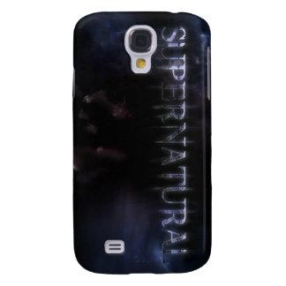 Supernatural Season 3 Title Card Galaxy S4 Case