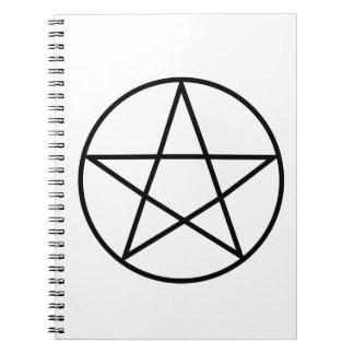 Supernatural Symbol Series #4 Notebooks