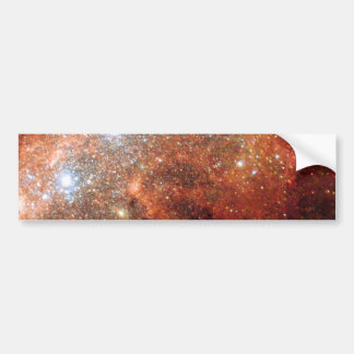 Supernova Bonanza in Nearby Galaxy NGC 1569 Bumper Sticker