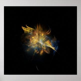 Supernova Print