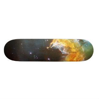 Supernova Remnant N 63A Menagerie Skate Board Decks
