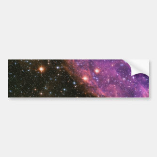 Supernova Remnant SNR E0102 Bumper Stickers