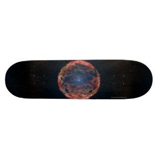 Supernova SN 1993J Skate Deck