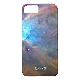 Supernova Splash Customized Initials iPhone 8/7 Case