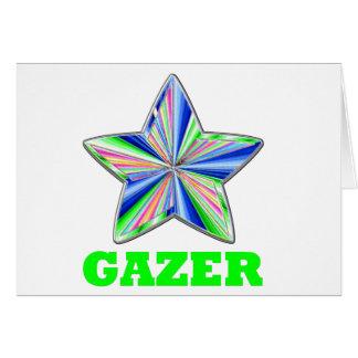 Supernova Star Gazer Card