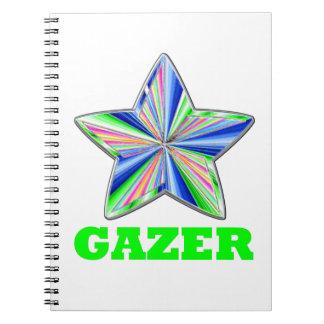 Supernova Star Gazer Notebooks
